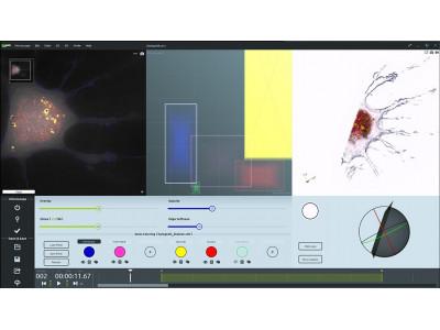 Nanolive PC with preinstalled STEVE software