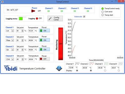 TempControl Software