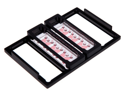 Magnetic Lid for Microscopy Rack
