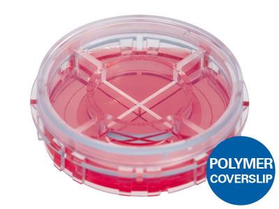 µ-Dish 35 mm Quad