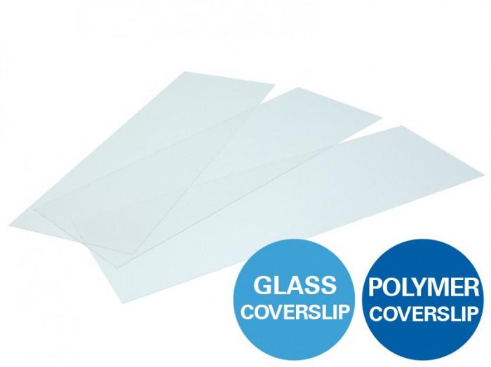 Coverslips for sticky-Slides