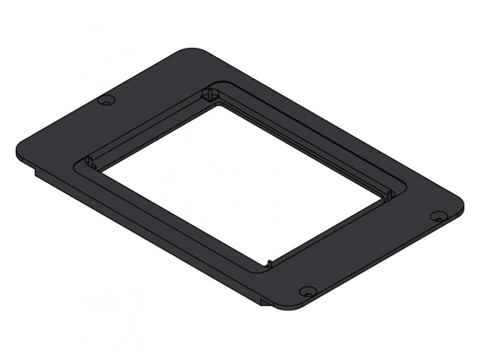 ibidi Stage Adapter for Nikon Ti-S-E and Ti-S-ER Motorized Stage to K-Frame
