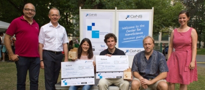 CeNS Innovation Award 2015 for Junior Nanoscientists - From Fundamental Research to Applications